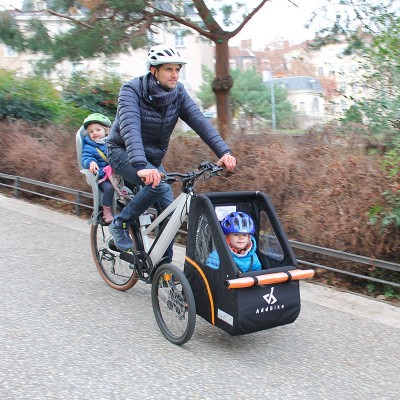 Dolly Bike Family E 300Wh