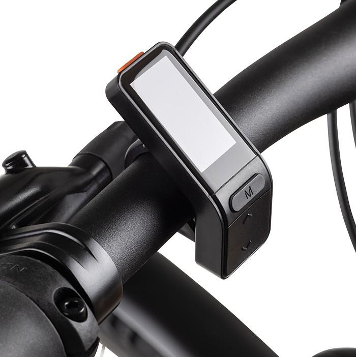 Detail: E-Bike Display