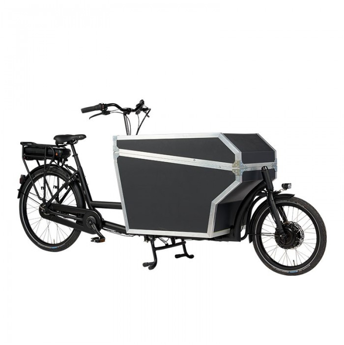 Dolly Bike Cargo Elektro Schwarz