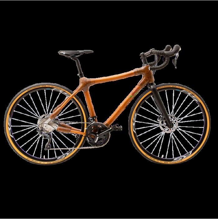 My Boo Densu Cross - Bambus Fahrrad