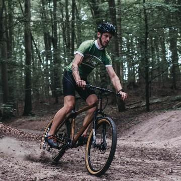 My Boo Atakora E MTB Bambus Fahrrad