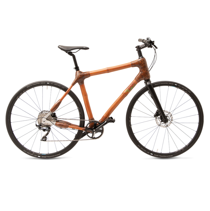 my Boo Todzie Disc Urban Bike Bambus Fahrrad