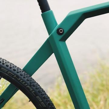 Gravel Bike Mattis Detail - Coh&Co Copenhagen