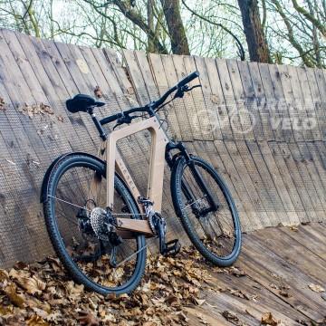 My Esel Cross unterwegs im Bike Park