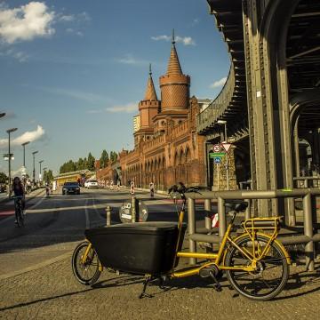 Dolly Bike in Kreuzberg